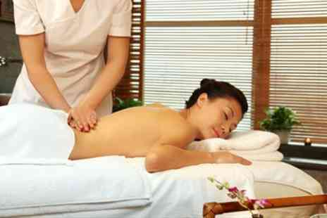 The Treatment Room - Organic Massage at Brand New Riverside Salon - Save 53%