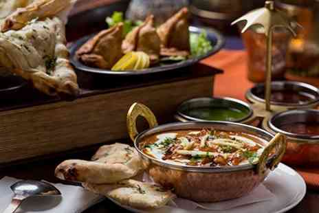 Cinnamon Tandoori Restaurant - Two Course Indian for two - Save 51%