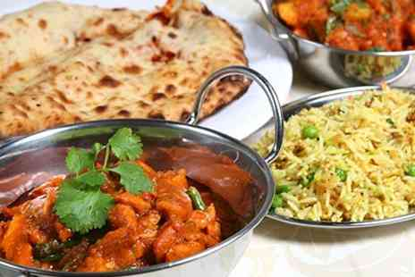 Chai Wallah Bistro Yarm - Two Course Indian Meal With Sides For Two - Save 59%