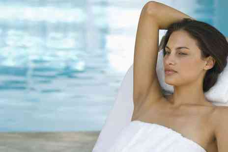 Spirit Health Club Belfast - Spa Day Package including Express Facial, Deluxe Manicure, Hopi Ear Candling - Save 50%