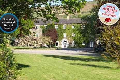 Brynafon Hotel Wales - Two night scenic stay for two including breakfas - Save 60%