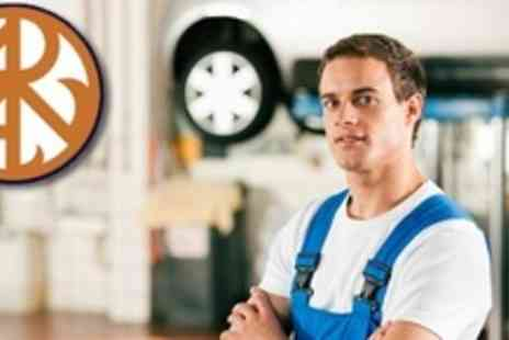 Ambassador Auto Repairs - Full Engine Service and 50 Point Check - Save 53%