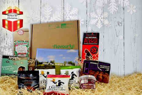 Flavourly - Christmas Flavourly box including a mulled wine making kit - Save 56%