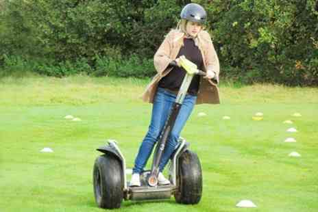 Berkshire 4X4 - One Hour Segway Tour  - Save 51%