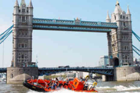 Rib Tours - 50 Minute RIB Boat Thrill Tour for One Person - Save 14%