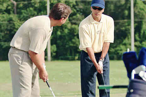 Golfxcel Academy - Four Learn to Play Golf Group Lessons with PGA Professional - Save 52%