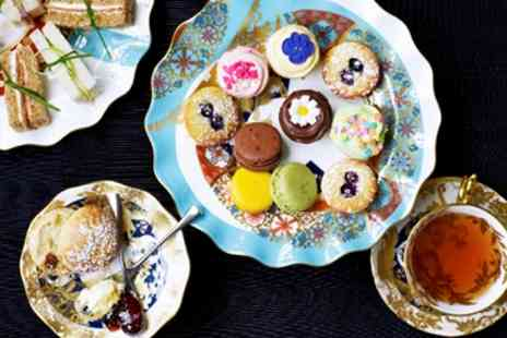 Flemings Hotel - Chocolate Afternoon Tea & Bubbly in Mayfair - Save 49%