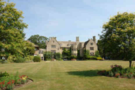 Stonehouse Court Hotel - Gloucestershire Country Manor House Escape for Two - Save 51%