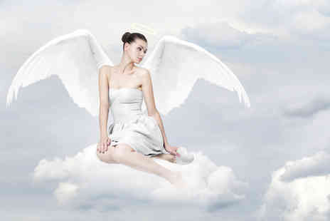 Tom Elliott Therapies - Three day Working with Angels course for 1 person - Save 58%
