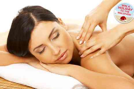 Studio 75 - Revive and relax with an hour s aromatherapy or hot stone massage  - Save 50%