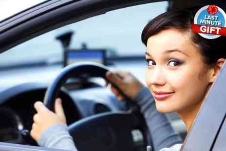 Red Star Driving - One hour driving lessons - Save 90%