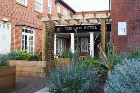 Best Western The Lion Hotel - Two Night Stay For Two With Bottle of Prosecco - Save 55%