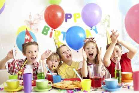 Munchinos Play Cafe - Party Package With Lunch For Ten - Save 50%