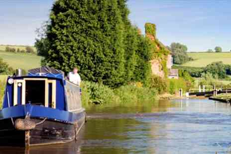 Burscough Boat Hire - 90 Minute Canal Cruise with Hot Pot - Save 50%