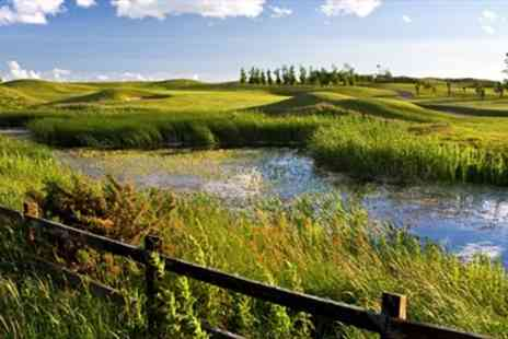 Herons Reach - Outstanding Golf Course 18 Holes for 2 - Save 60%