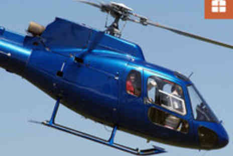 Staffordshire Helicopters - Helicopter Experience for Two People - Save 34%