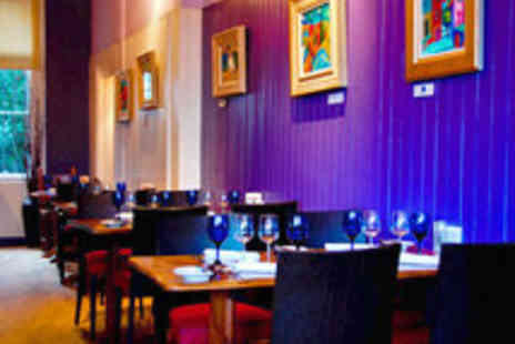 La Garrigue - Two Course Dinner for Two with a Languedoc Kir Aperitif - Save 40%