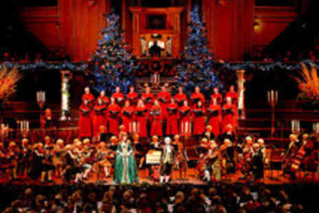 Raymond Gubbay - Ticket to Carols By Candlelight at The Glasgow Royal Concert Hall - Save 32%