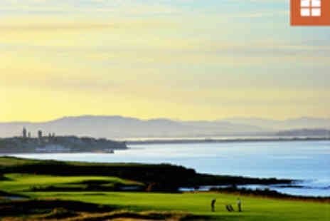 Fairmont St Andrews - Golf For Two on The Torrance or Kittocks Courses - Save 54%