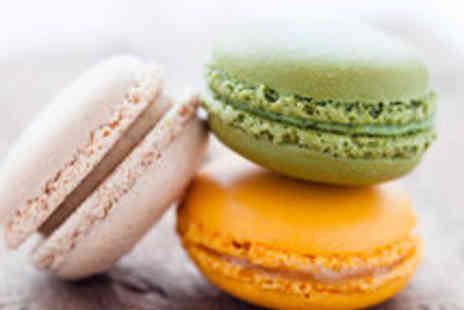 Cafe Central Matlock - Vintage Afternoon Tea with Macaron Baking Demo for One People - Save 50%