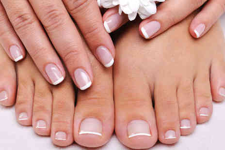 Total Image - Shellac Manicure or Pedicure  - Save 52%