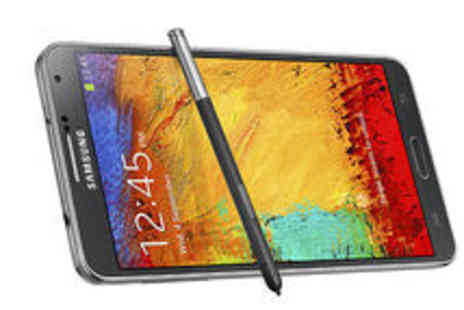scancomputers_int - Samsung Galaxy Note 3 32GB Black - Save 14%
