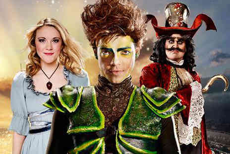 The Ticket Factory - Ticket to watch Peter Pan at Phones 4u Arena, Manchester - Save 55%