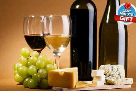 The Tasting Rooms - Two hour wine and cheese tasting experience for one  - Save 60%