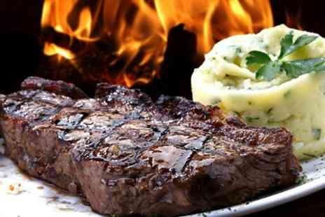 The Northern Whig - Steak For Two With Glass - Save 46%