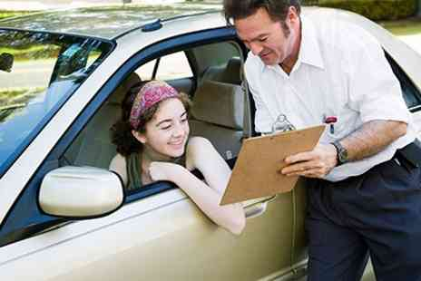 Payneless Driving - Five Hours of Driving Lessons - Save 51%