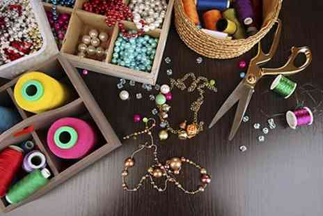 The Number 1 Bead Shop Glasgow - Beginners Jewellery Making Class - Save 64%