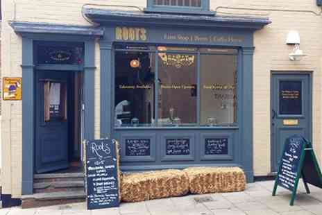 Roots - Mussels With Triple Cooked Chips For Two - Save 50%