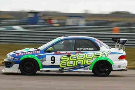 Sportech Motorsport - Choice of Rally Experience - Save 57%