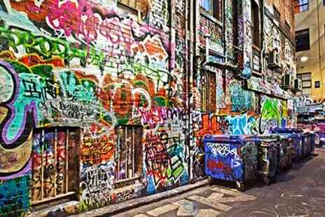 Void Travel - Graffiti Tour of London For Two - Save 55%