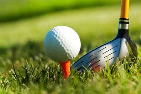 Liverpool Golf Centre - 135 Range Balls Plus Club Hire For One - Save 50%