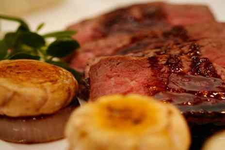 Signatures - Two Course Lunch or Sunday Roast For Two - Save 58%