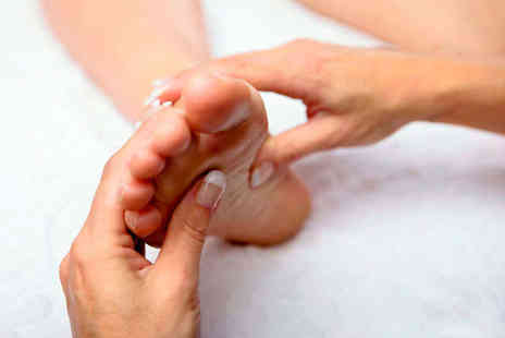 Lily May Wellbeing - Reflexology Treatment - Save 56%