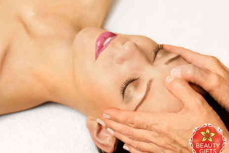 Silvermoon Holistic and Beauty - Hour Long Eastern Facial Massage with Shoulder Nec, and Head Massage - Save 50%