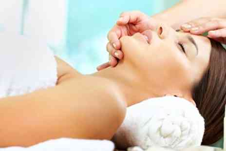 Features Beauty Clinic - Elemis Pampering Treat inc Massage & Facial - Save 55%