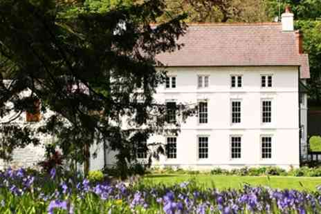 The Grove - Excellent Lunch for 2 in Welsh Mansion - Save 45%