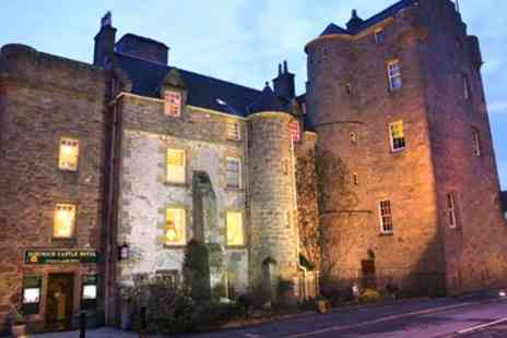 Dornoch Castle Hotel - Scottish 15th Century Castle Stay with Dinner - Save 43%