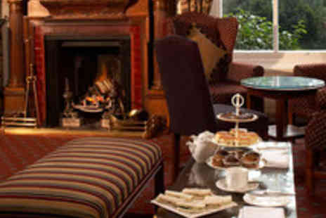 Makeney Hall Hotel - Victorian Style Afternoon Tea with Prosecco for Two - Save 49%