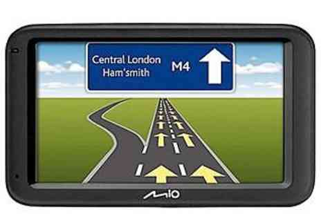 iwantoneofthose_outlet - Mio Moov 416LM Sat Nav including EU Maps - Save 40%