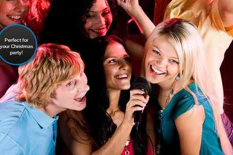 Heera Indian Restaurant - Indian buffet & karaoke for eight - Save 78%
