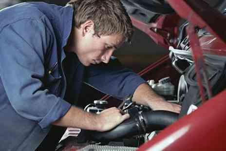 Bond Motor Services - MOT With Minor Repairs and Fluid Top Up - Save 67%