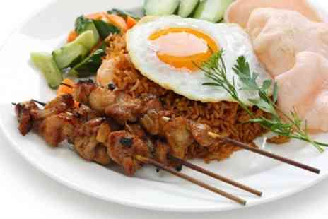 Raffles Restaurant - Five Course Taste of Malaysia Meal For Two - Save 58%