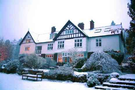Lindeth Howe Country House Hotel - One Night For Two With Dinner and Afternoon Tea  - Save 43%