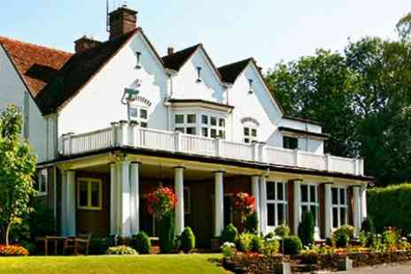 Chartridge Lodge - One Night For Two With Three Course Meal - Save 58%