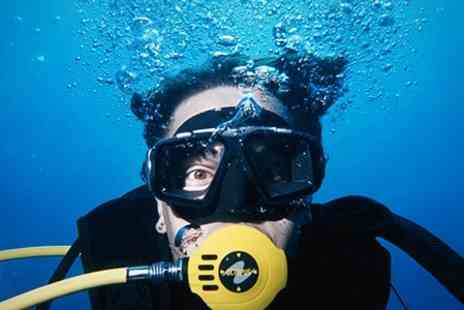 Robin Hood Watersports - PADI Scuba Diving Referral Course - Save 75%