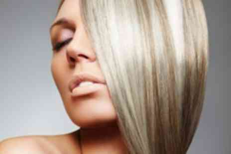 Alika Hair & Beauty - Full Head of Highlights or Colour with Conditioning Treatment - Save 63%